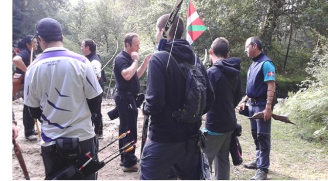 Resultados del Campeonato de Euskadi de Bosque 3D 2014