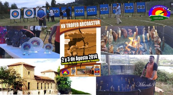 RESULTADOS DEL XV TROFEO ARCOASTUR 2014