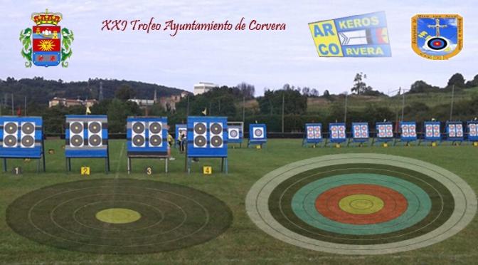 TODOS LOS RESULTADOS DEL XXI TROFEO DEL AYUNTAMIENTO DE CORVERA