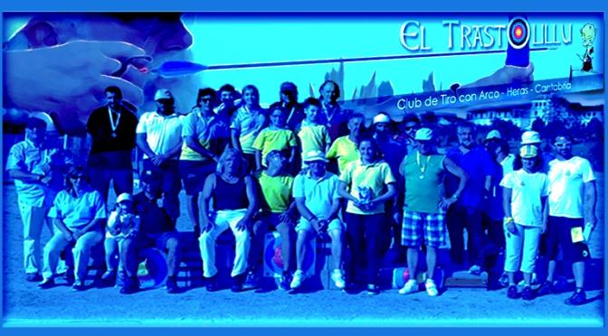 """Resultados IX Tirada social """"El Trastolillu"""" Trofeo San Miguel 2014"""