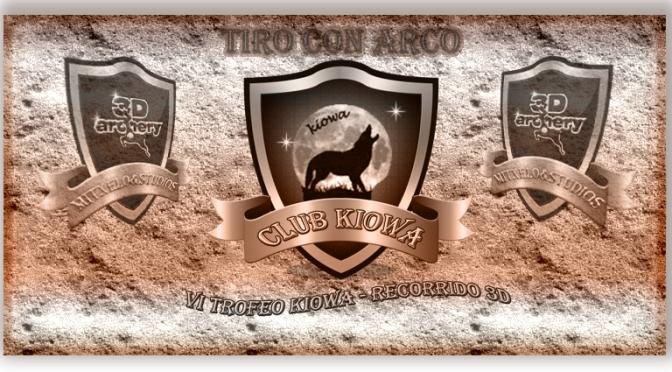 Resultados del VI Trofeo Kiowa de Recorrido de Bosque 3D-2014
