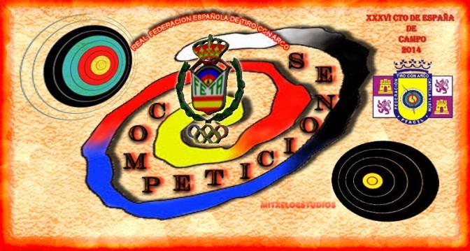 Resultados del XXXVI Campeonato de España de campo 2014