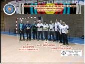 podium arco recurvo equipos