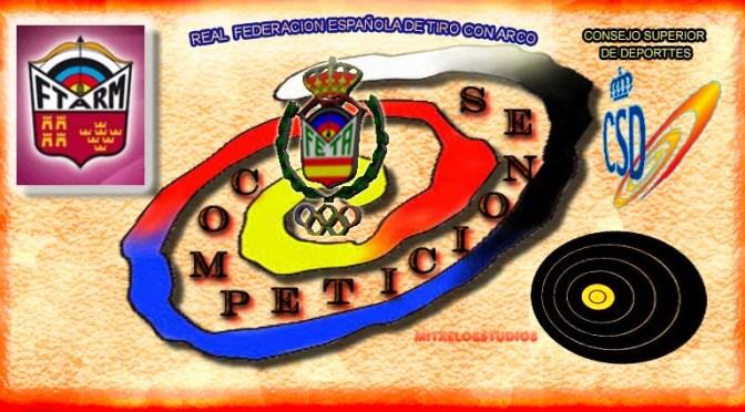1ª TIRADA LIGA RFETA DE CAMPO 2015 (MURCIA)