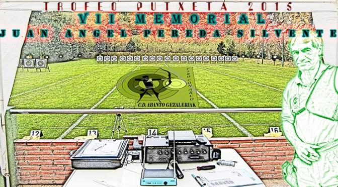 RESULTADOS DEL TROFEO PUTXETA 2015- VII MEMORIAL JUAN ANGEL PEREDA SILVENTE