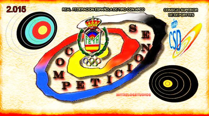 Competiciones de la RFETA para Julio en Cambrils (Tarragona)