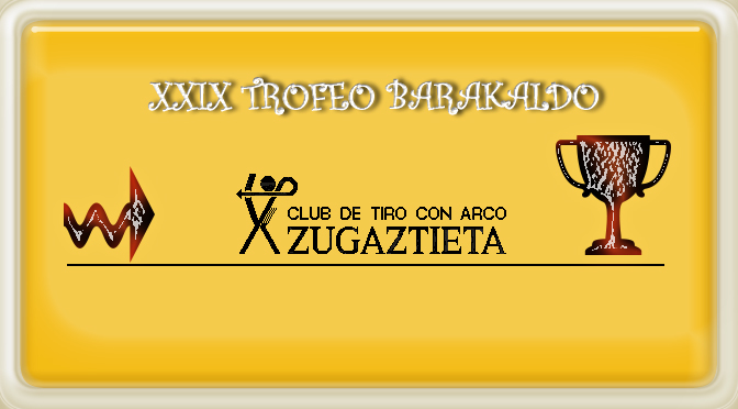 RESULTADOS DEL XXIX TROFEO BARAKALDO 2015