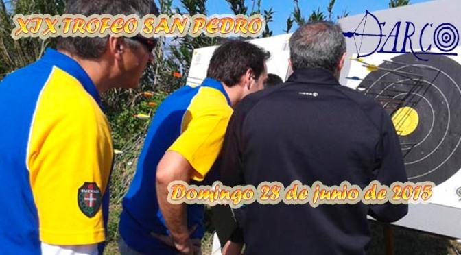 XIX TROFEO SAN PEDRO (FITA 900)
