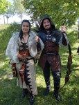 XIII torneo medieval arku lagunak200615 (13)