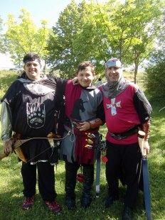 XIII torneo medieval arku lagunak200615 (16)