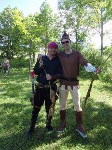 XIII torneo medieval arku lagunak200615 (17)