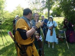XIII torneo medieval arku lagunak200615 (18)