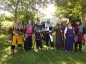 XIII torneo medieval arku lagunak200615 (22)