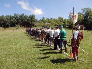 XIII torneo medieval arku lagunak200615 (25)