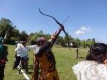 XIII torneo medieval arku lagunak200615 (30)
