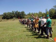 XIII torneo medieval arku lagunak200615 (35)