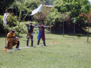 XIII torneo medieval arku lagunak200615 (44)