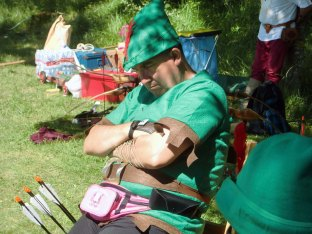 XIII torneo medieval arku lagunak200615 (58)