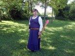 XIII torneo medieval arku lagunak200615 (6)