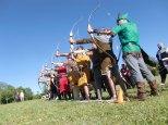 XIII torneo medieval arku lagunak200615 (62)
