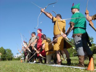 XIII torneo medieval arku lagunak200615 (68)
