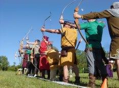 XIII torneo medieval arku lagunak200615 (69)