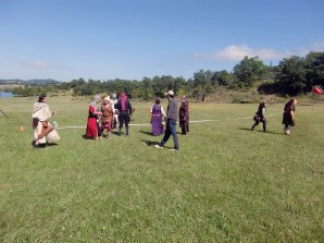 XIII torneo medieval arku lagunak200615 (7)