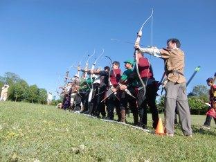 XIII torneo medieval arku lagunak200615 (71)