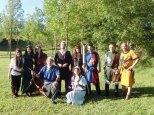 XIII torneo medieval arku lagunak200615 (77)