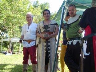 XIII torneo medieval arku lagunak200615 (79)
