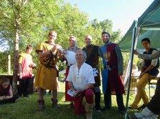 XIII torneo medieval arku lagunak200615 (81)