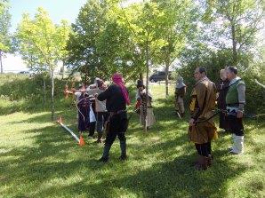 XIII torneo medieval arku lagunak200615 (9)