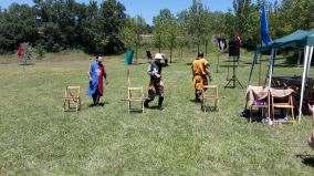 XIII torneo medieval arku lagunak200615(10)