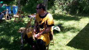 XIII torneo medieval arku lagunak200615(11)