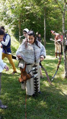 XIII torneo medieval arku lagunak200615(13)