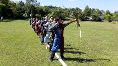 XIII torneo medieval arku lagunak200615(14)