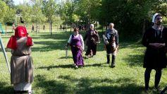 XIII torneo medieval arku lagunak200615(15)