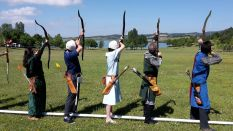 XIII torneo medieval arku lagunak200615(17)