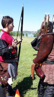 XIII torneo medieval arku lagunak200615(19)