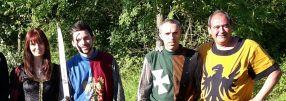 XIII torneo medieval arku lagunak200615(23)