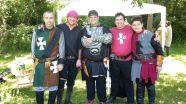 XIII torneo medieval arku lagunak200615(9)