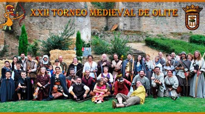 Celebrado el XXII Torneo Mediaval Olite.