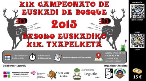 Cpto. Euskadi 3D 2015