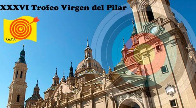 """Resultados XXXVI Trofeo """"VIRGEN DEL PILAR"""" (Homologado WA)"""