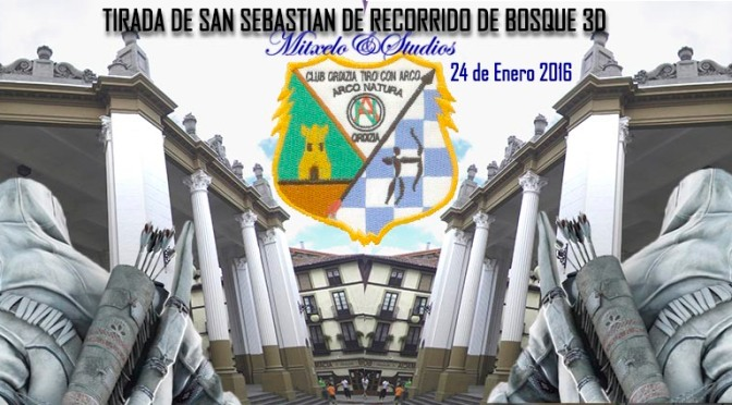 RESULTADOS DE LATIRADA DE SAN SEBASTIAN DE RECORRIDO DE BOSQUE 3D