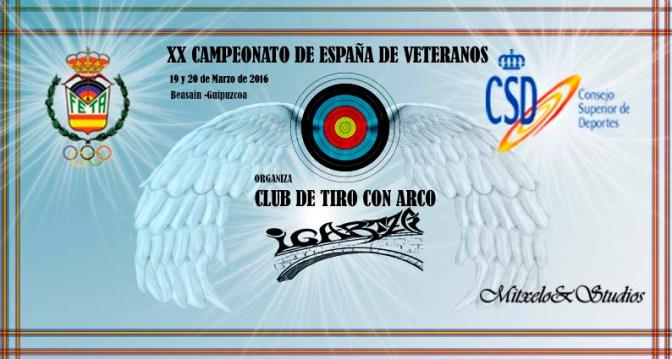 EL XX CAMPEONATO DE ESPAÑA DE VETERANOS  EN YOUTUBE