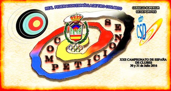 XXII CAMPEONATO DE ESPAÑA DE CLUBES, COPAS DE SS MM LOS REYES, DE SS AA LA PRINCESA DE ASTURIAS Y LA INFANTA DE ESPAÑA