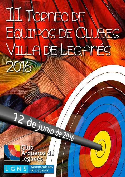II TORNEO DE EQUIPOS DE CLUBES VILLA DE LEGANÉS-2016