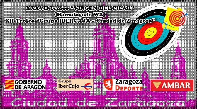"""XXXVII Trofeo """"VIRGEN DEL PILAR"""" (Homologado WA)"""