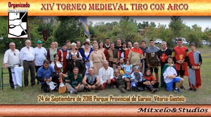 CELEBRADO EL XIV TORNEO MEDIEVAL TIRO CON ARCO